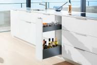 Функциональное решение Blum дляузких шкафов